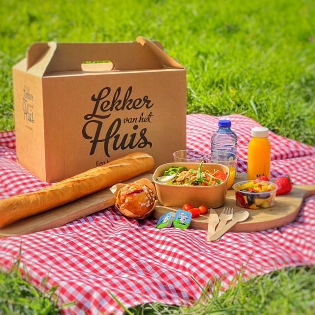 basis picknickbox